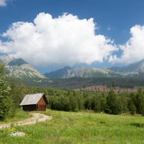 Slowakische Natur