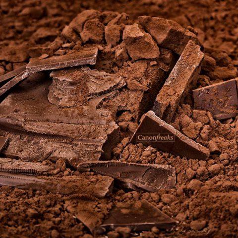 Wer mag ein Stück Schokolade?