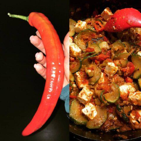 Bullhorn-Chili
