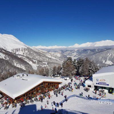 1. Winterurlaub – Check!